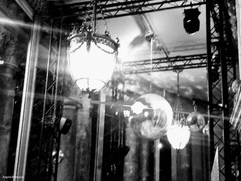 Llums de nit a Barcelona